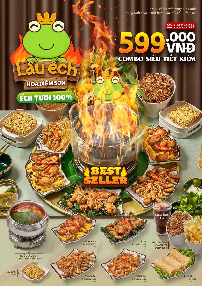 Menu Food House - Tô Hiệu  2
