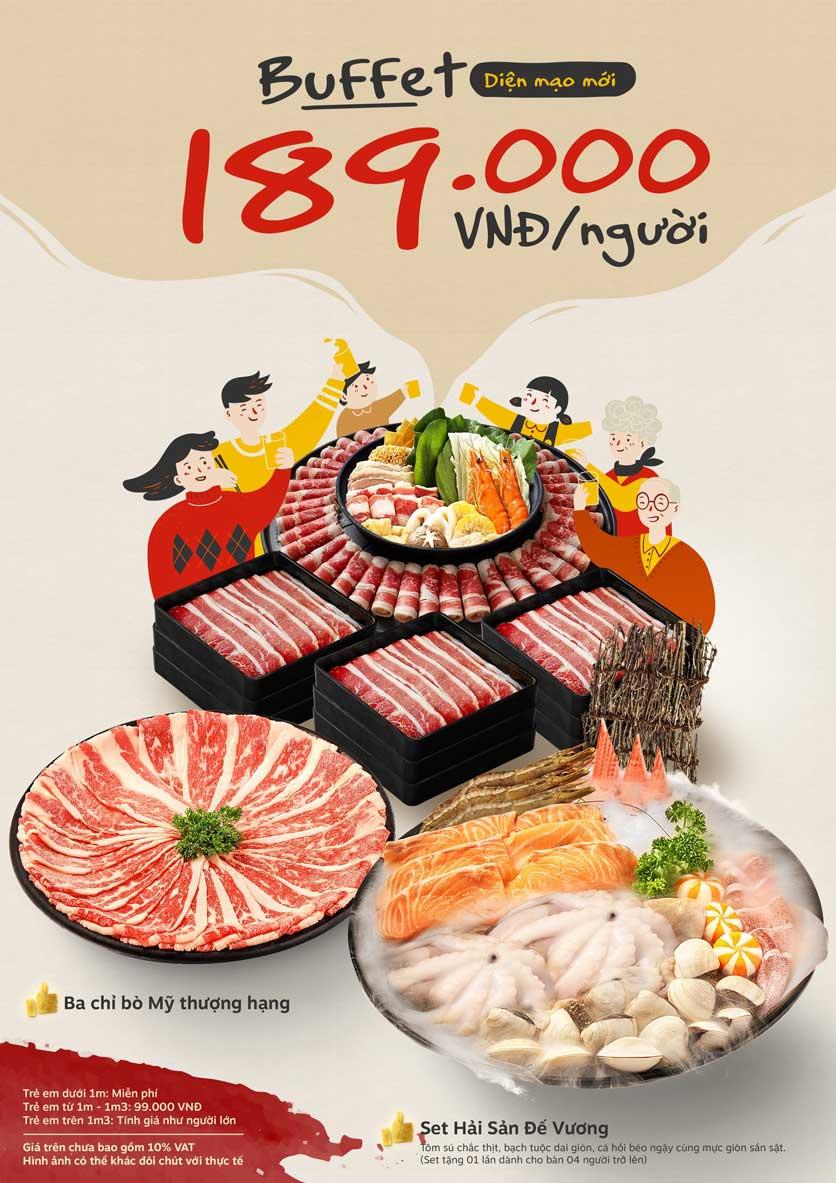 Menu Food House - Nguyễn Trãi 3
