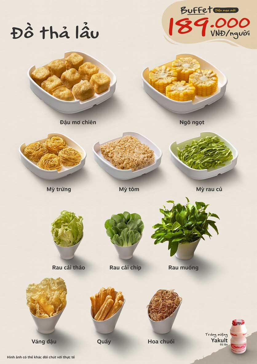 Menu Food House - Nguyễn Trãi 7