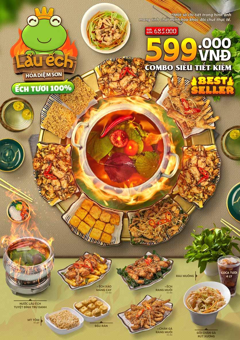 Menu Food House - Nguyễn Trãi 2