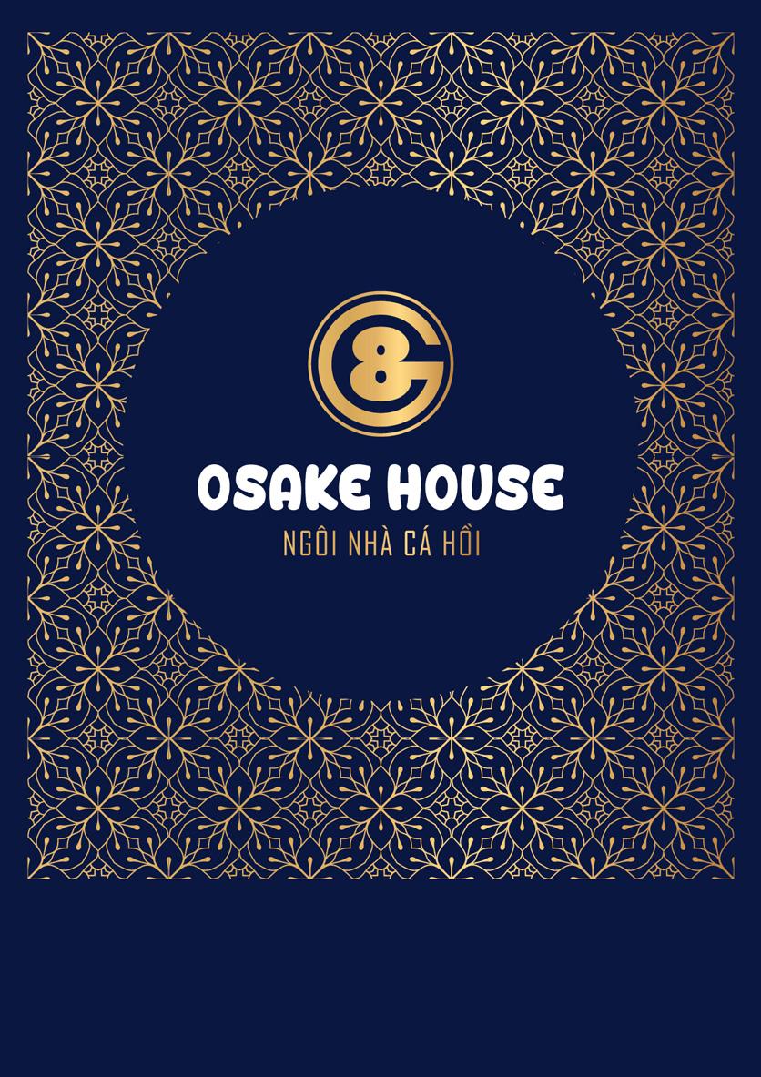 Menu G8 Osake House - Ngụy Như Kon Tum 1