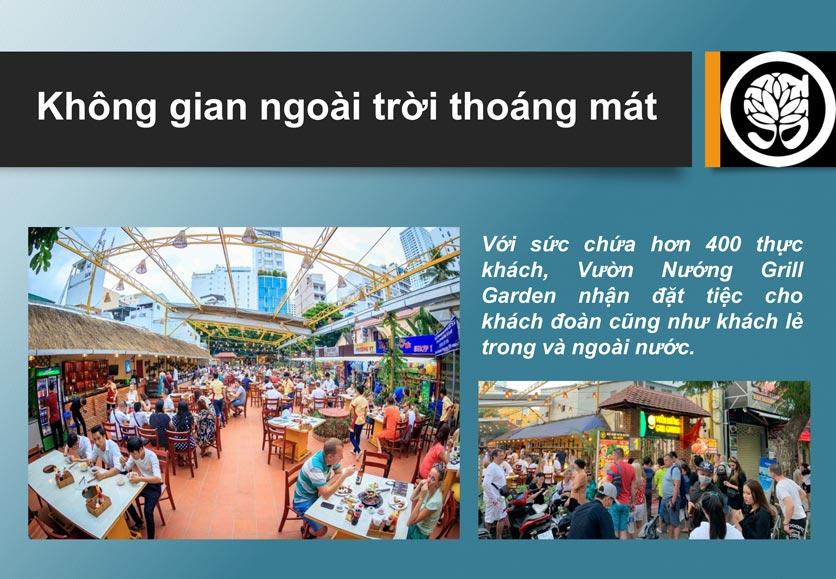 Menu Grill Garden 2 – Trần Phú  1