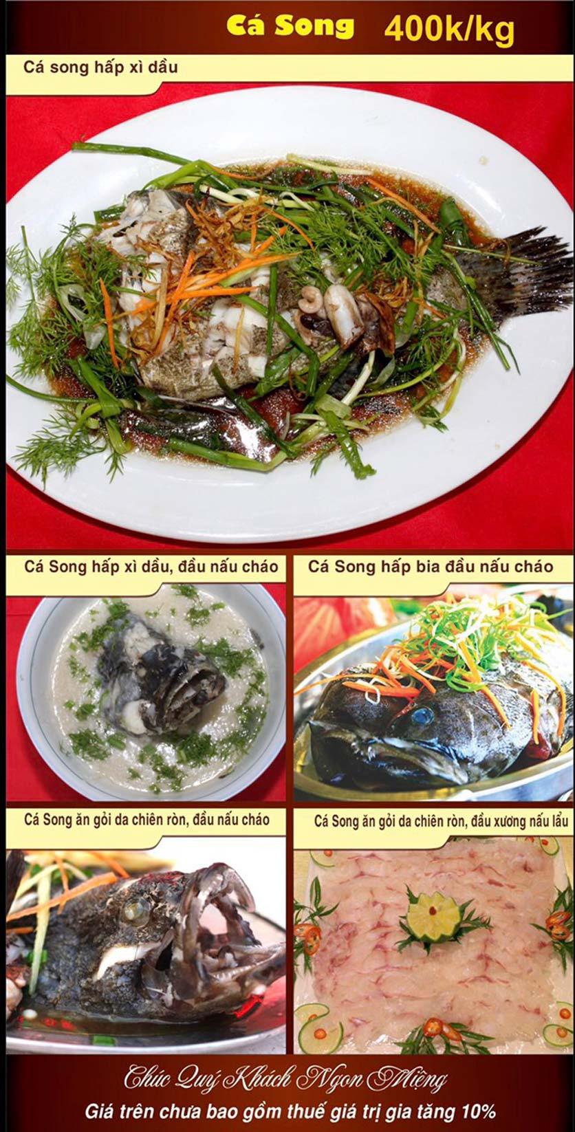 Menu Hải Sản Nhà Tôi - Nguyễn Văn Tuyết 6