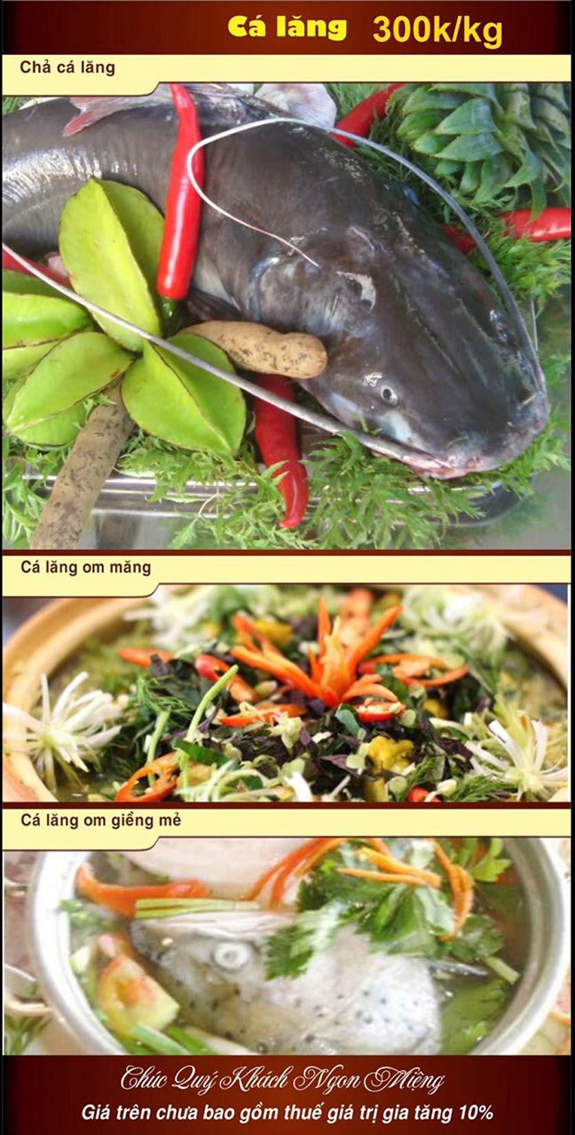 Menu Hải Sản Nhà Tôi - Nguyễn Văn Tuyết 7