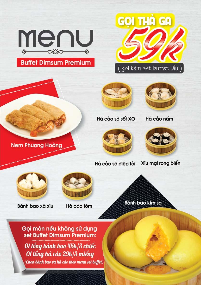 Menu Hotpot Kingdom - Trần Quốc Hoàn 4