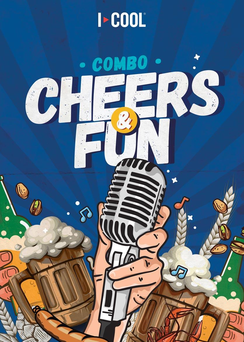 Menu Karaoke ICOOL - Bình Phú 1