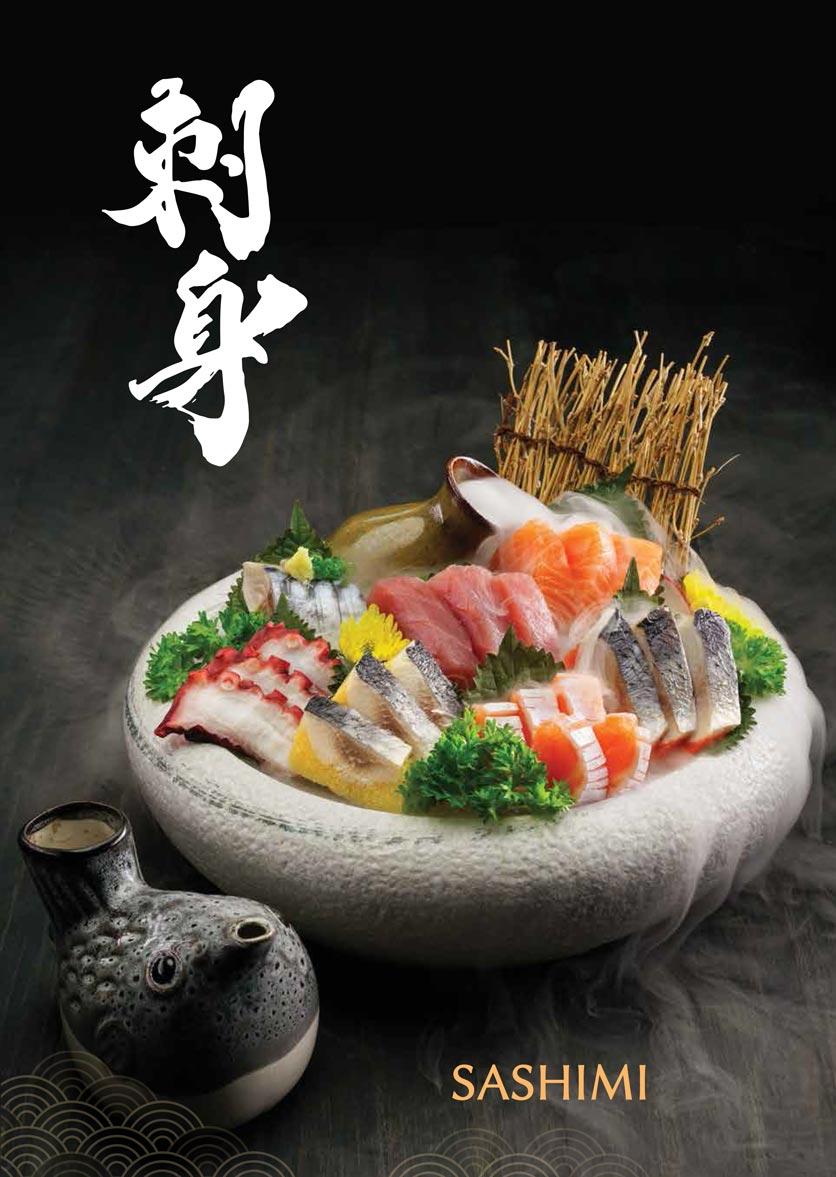 Menu Isushi - Hoàng Đạo Thúy 5
