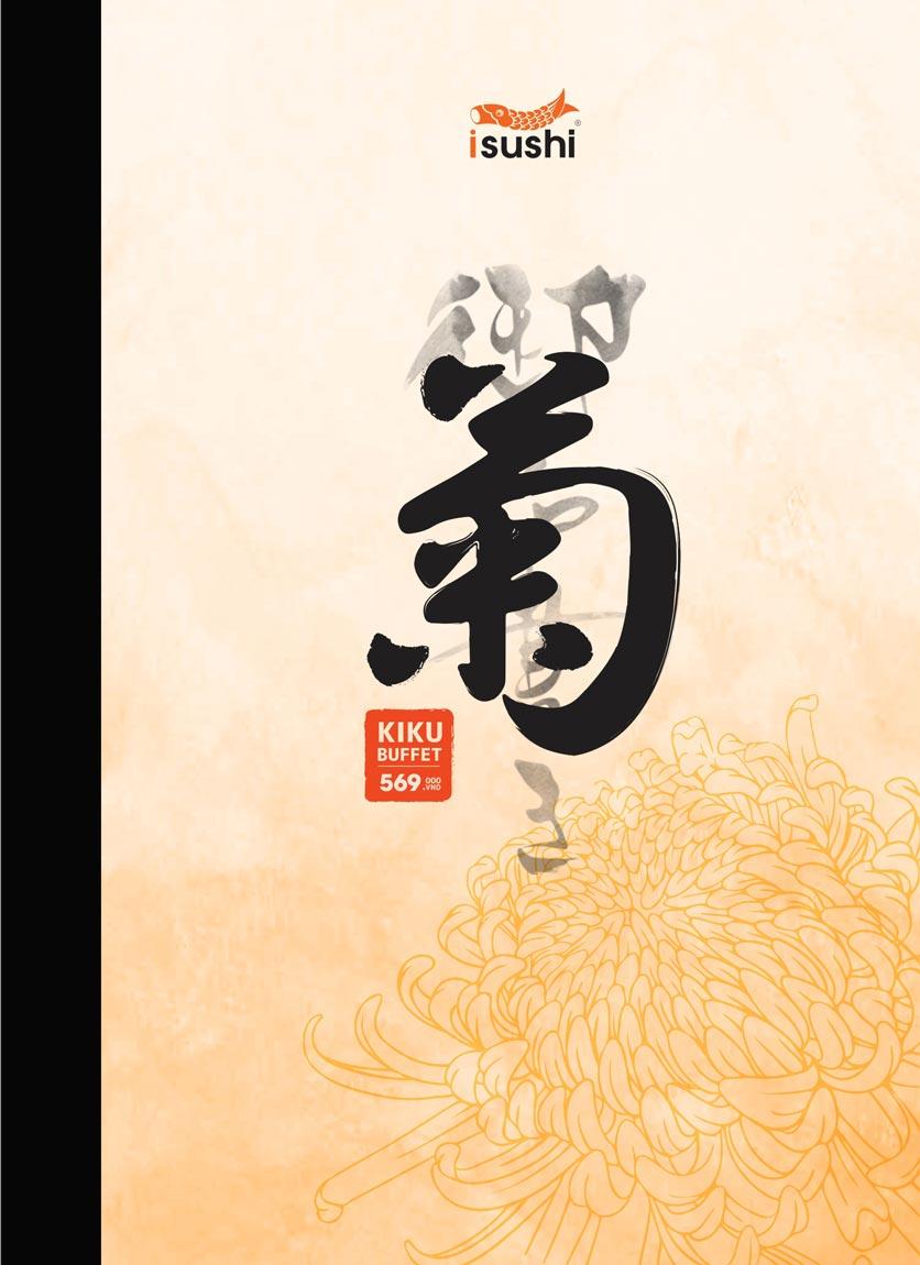 Menu Isushi – Thái Hà  1