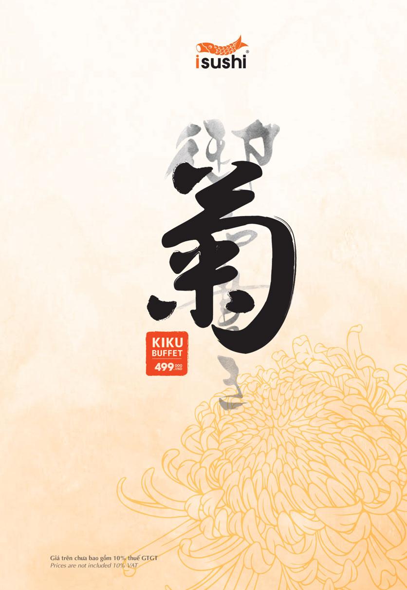 Menu Isushi - Trường Sơn 1