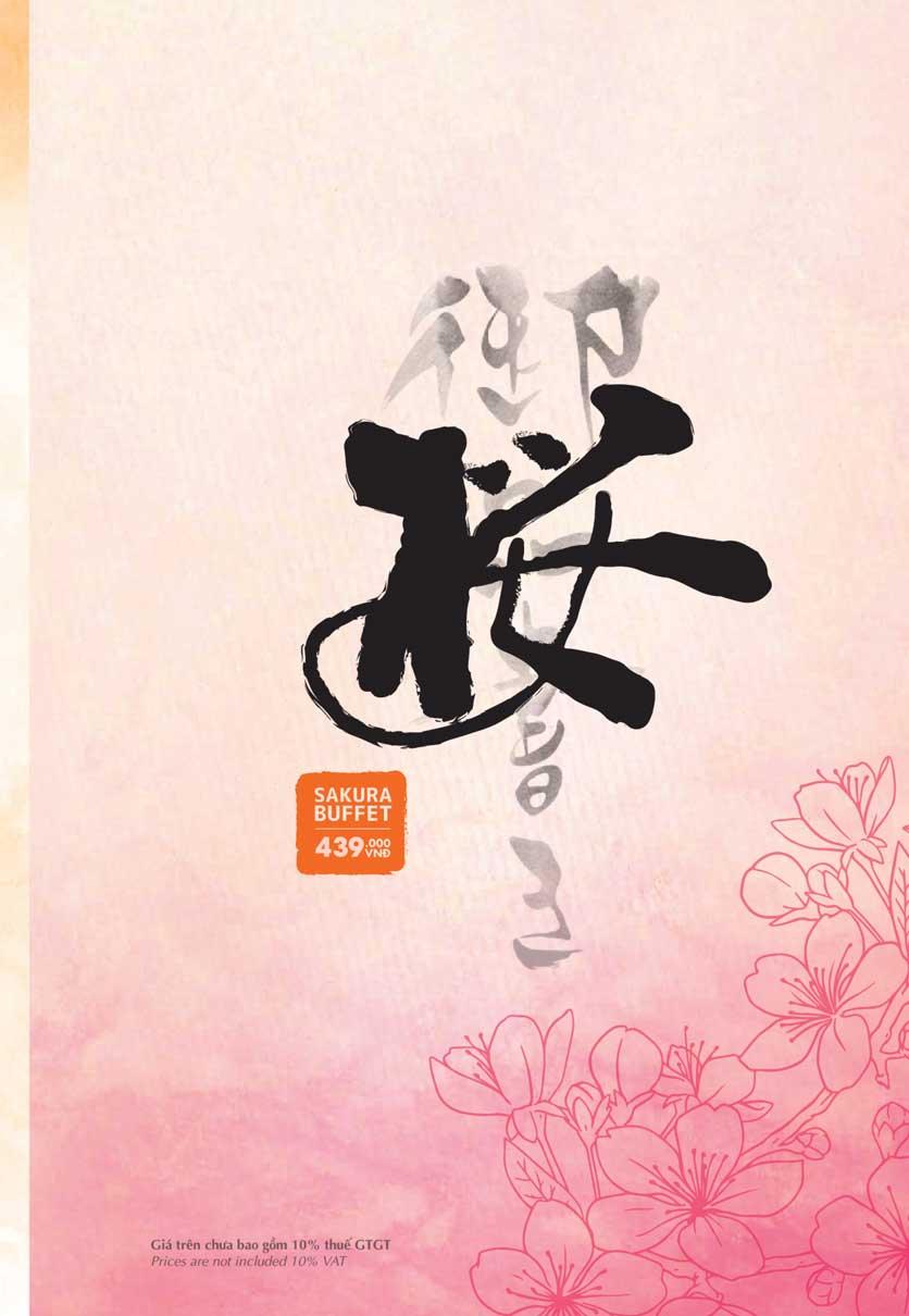 Menu Isushi - Trường Sơn 7