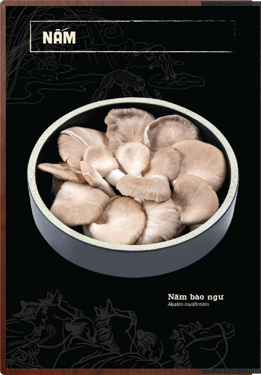 Menu Buffet Lẩu Ếch Jiang Hu - Sư Vạn Hạnh 11
