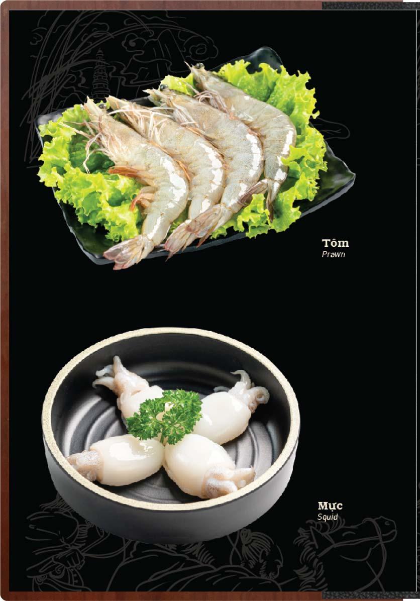 Menu Buffet Lẩu Ếch Jiang Hu - Sư Vạn Hạnh 17