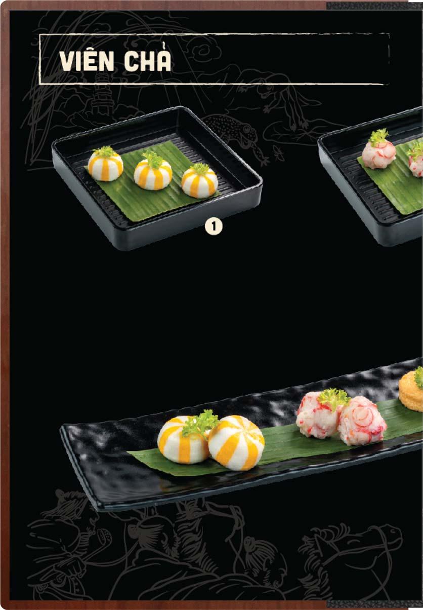 Menu Buffet Lẩu Ếch Jiang Hu - Sư Vạn Hạnh 27