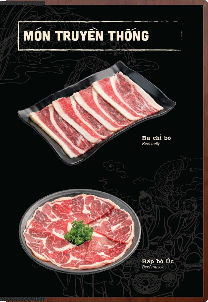Menu Buffet Lẩu Ếch Jiang Hu - Sư Vạn Hạnh 4