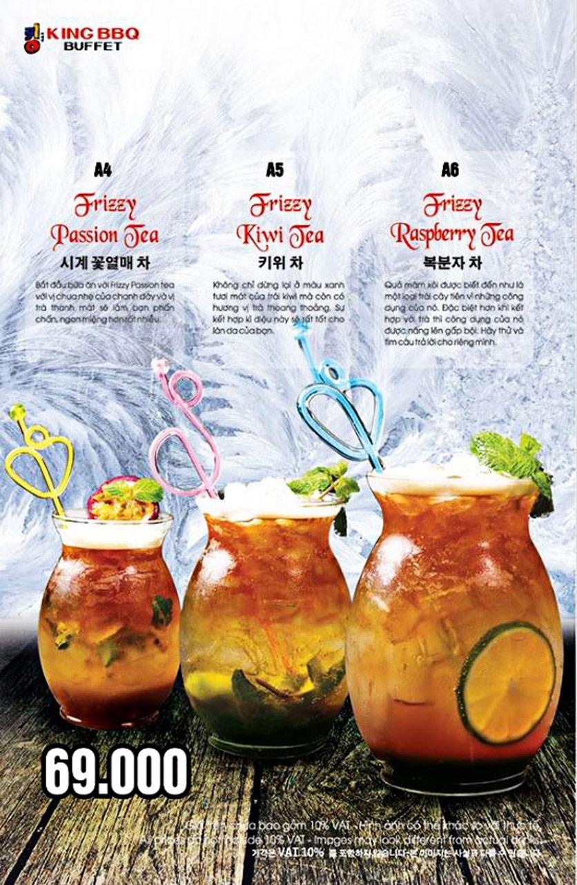 Menu King BBQ Buffet - Nguyễn Văn Quá  19