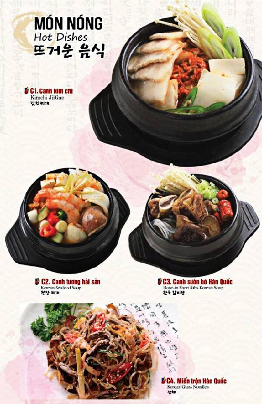 Menu King BBQ Buffet - Nguyễn Văn Quá  5