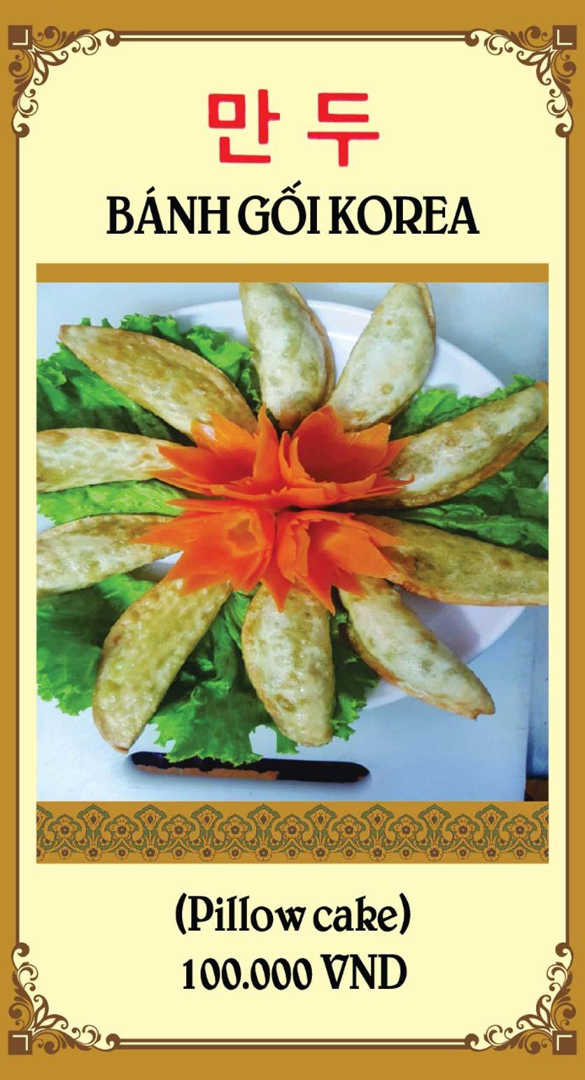 Menu King Dakgalbi - Nguyễn Khang 4