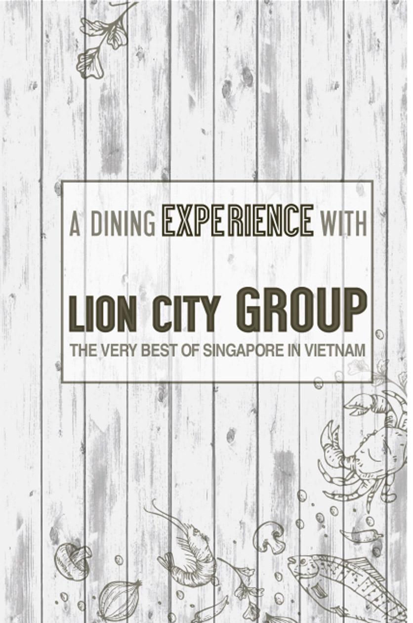 Menu Lion City - Đông Du 1