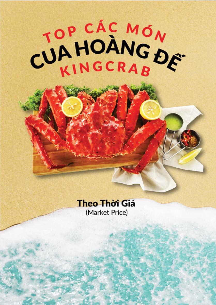 Menu Lobster Bay – Nhà hàng hải sản kiểu Mỹ – Nguyễn Tri Phương 16