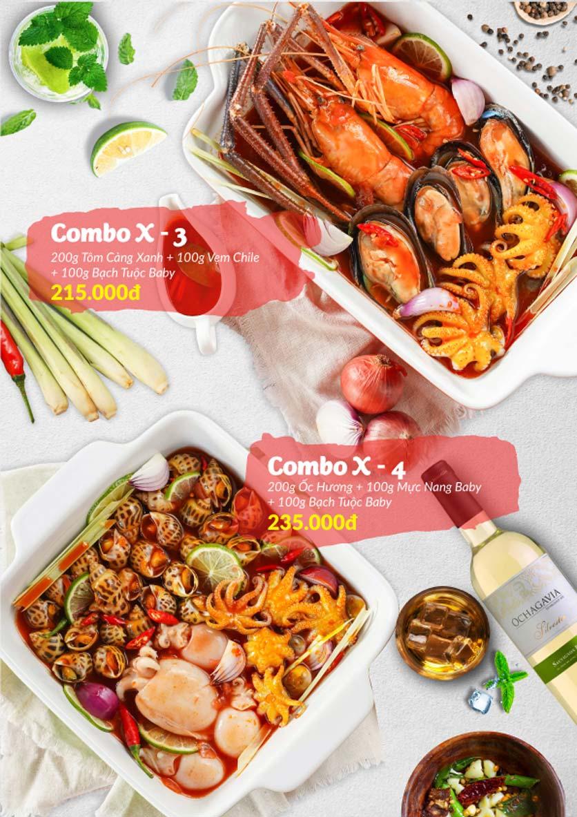 Menu Lobster Bay – Nhà hàng hải sản kiểu Mỹ – Nguyễn Tri Phương 28