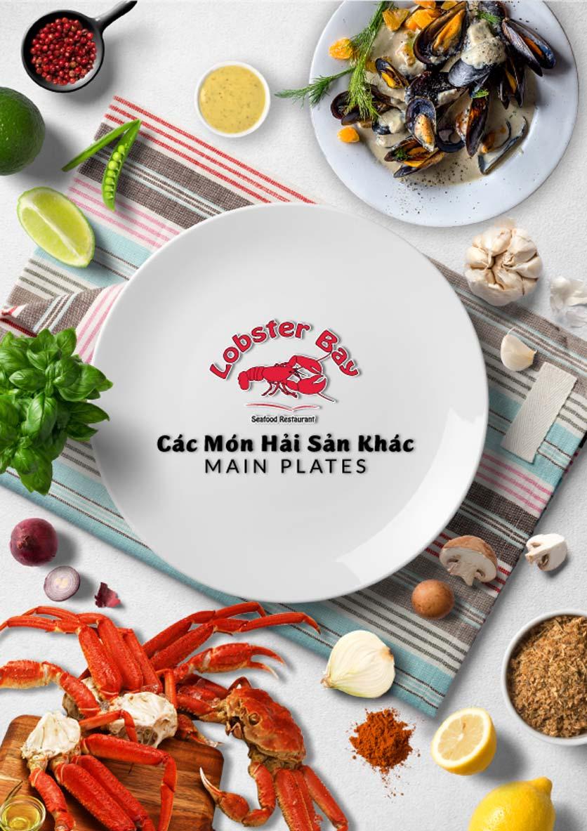 Menu Lobster Bay – Nhà hàng hải sản kiểu Mỹ – Nguyễn Tri Phương 31