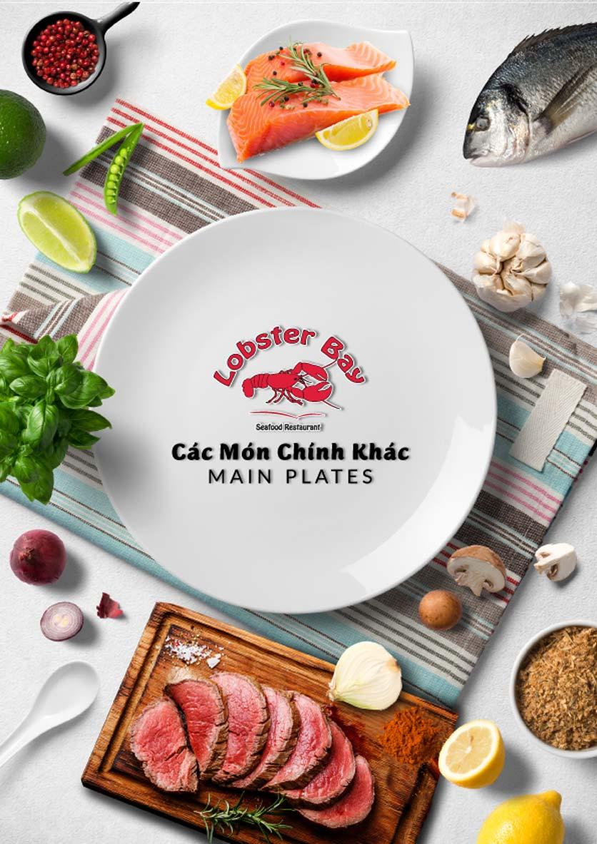 Menu Lobster Bay – Nhà hàng hải sản kiểu Mỹ – Nguyễn Tri Phương 43