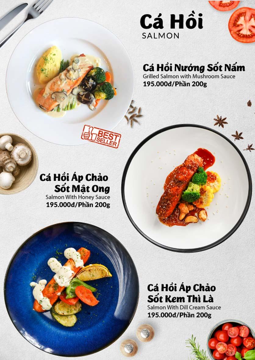 Menu Lobster Bay – Nhà hàng hải sản kiểu Mỹ – Nguyễn Tri Phương 44