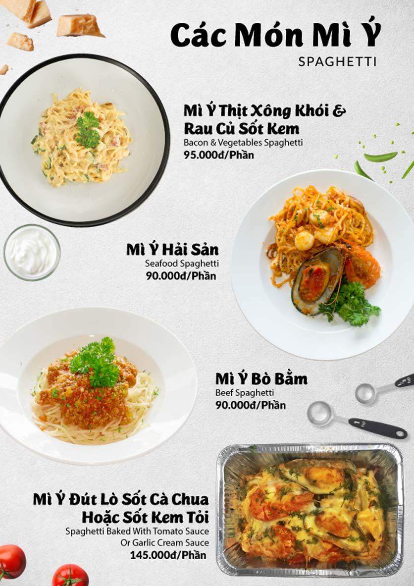 Menu Lobster Bay – Nhà hàng hải sản kiểu Mỹ – Nguyễn Tri Phương 46