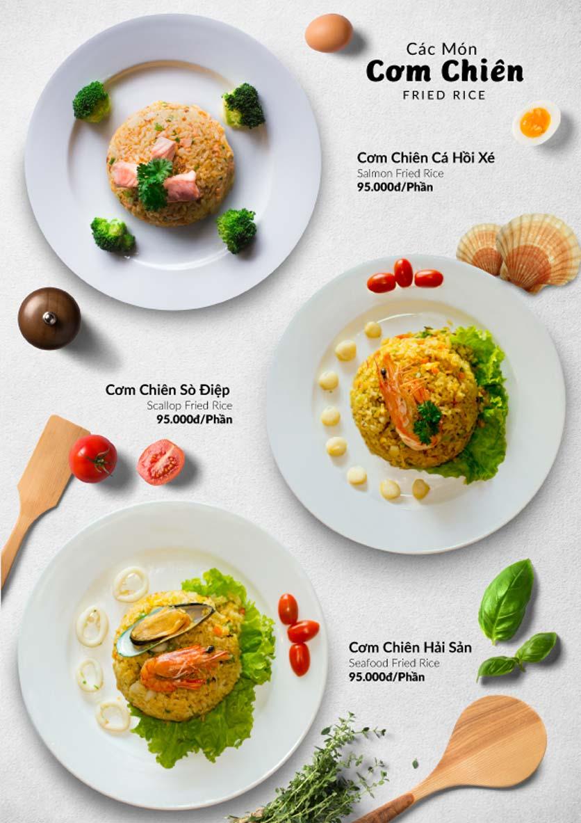 Menu Lobster Bay – Nhà hàng hải sản kiểu Mỹ – Nguyễn Tri Phương 47