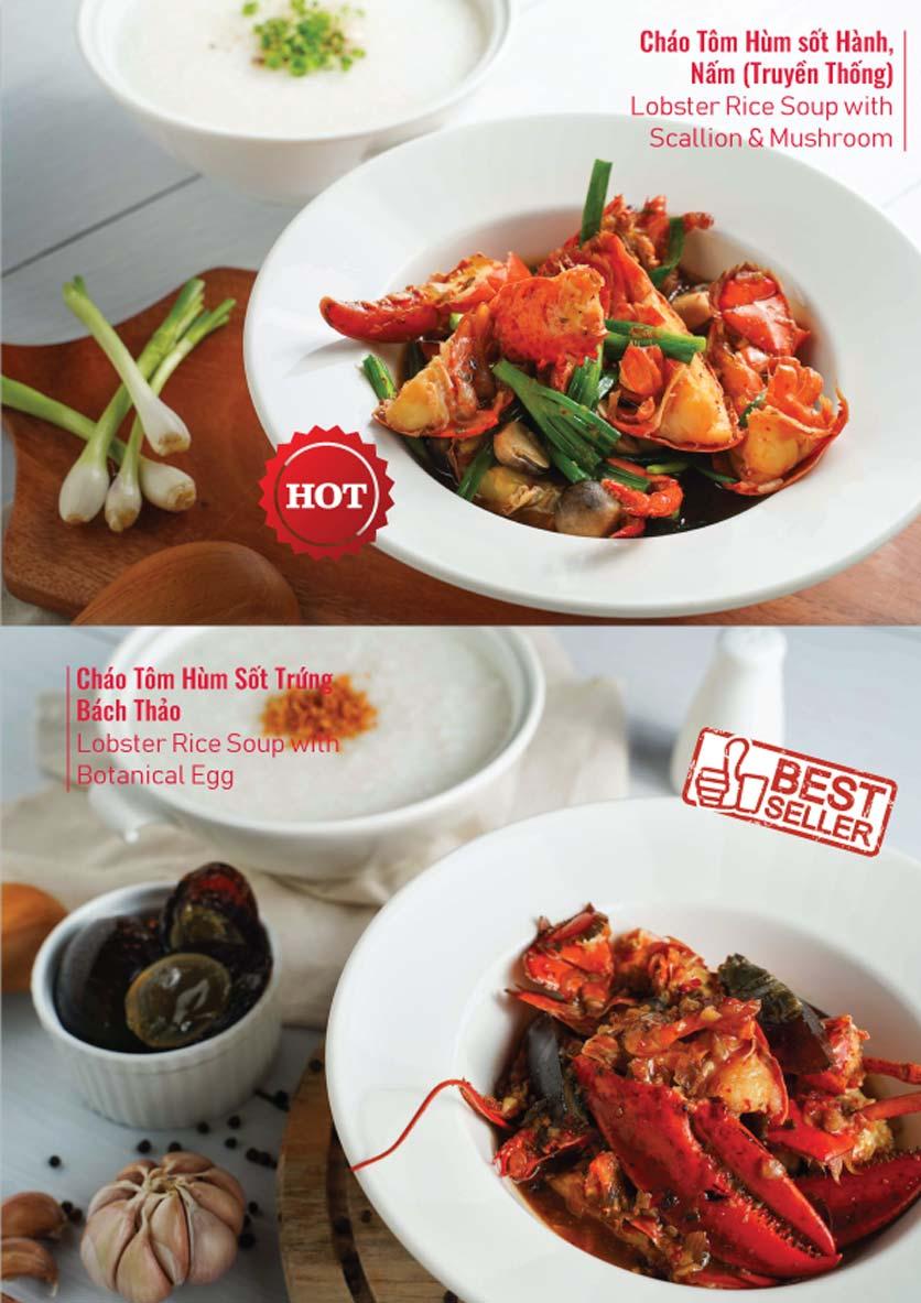 Menu Lobster Bay – Nhà hàng hải sản kiểu Mỹ – Nguyễn Tri Phương 10
