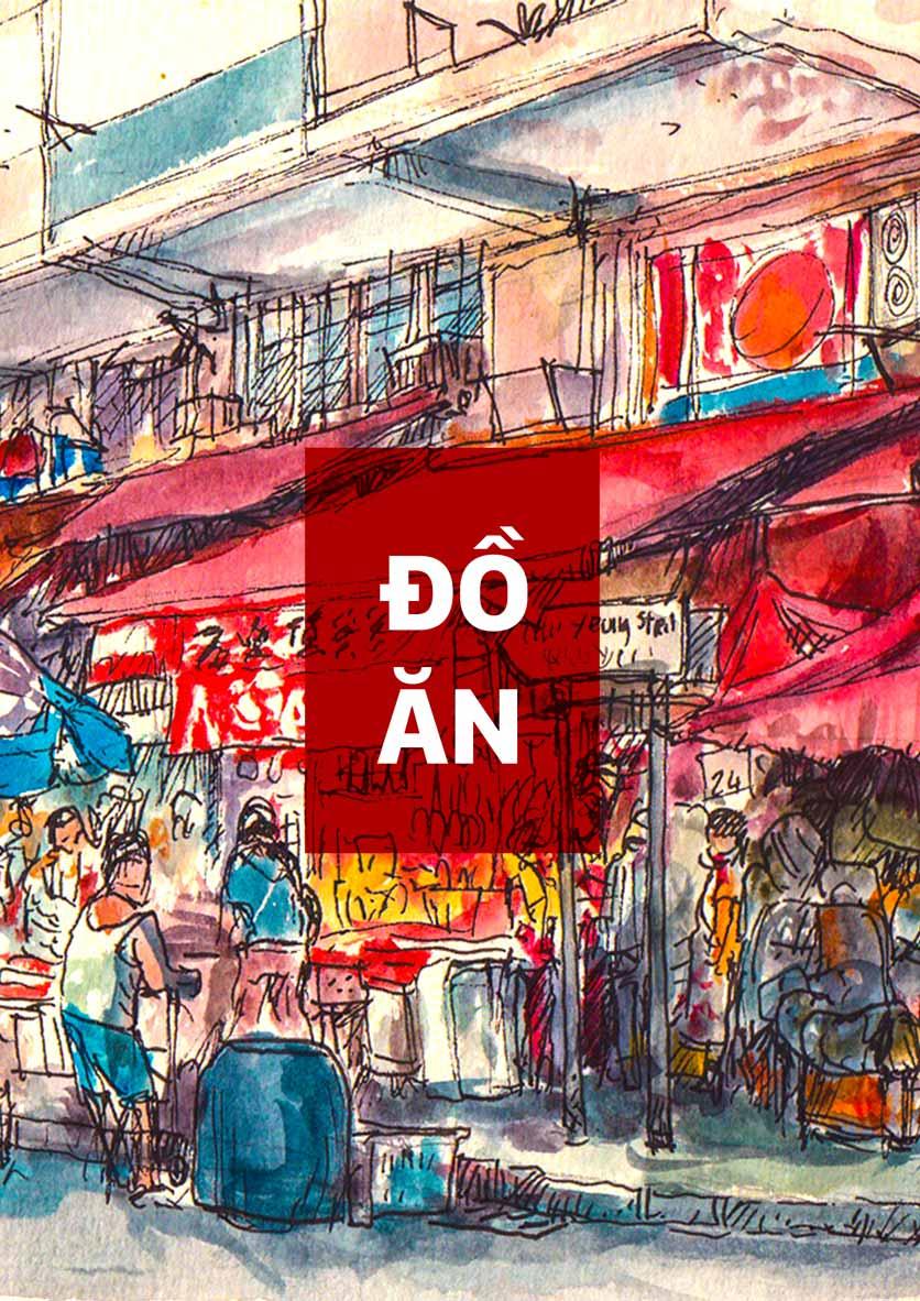 Menu Luk Chew - Phùng Hưng 1
