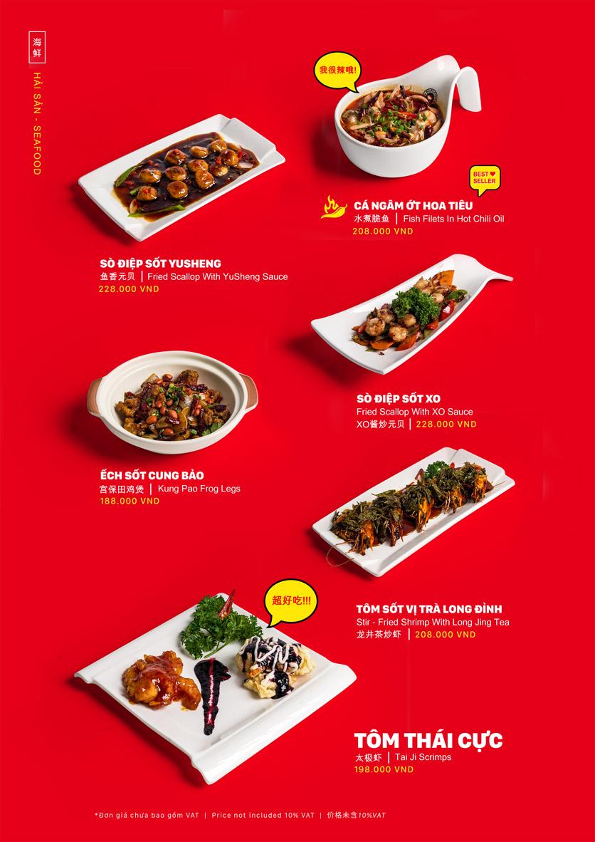 Menu Luk Chew - Phùng Hưng 6