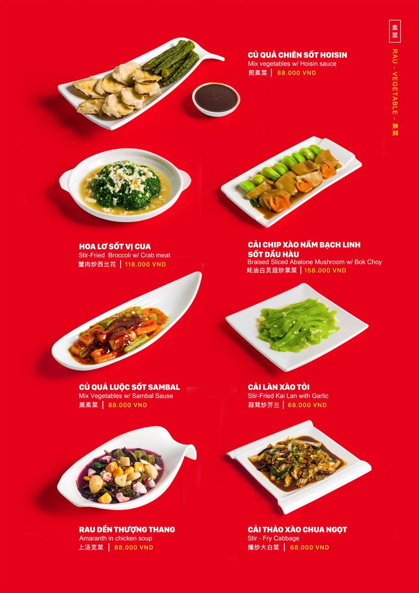 Menu Luk Chew - Phùng Hưng 7