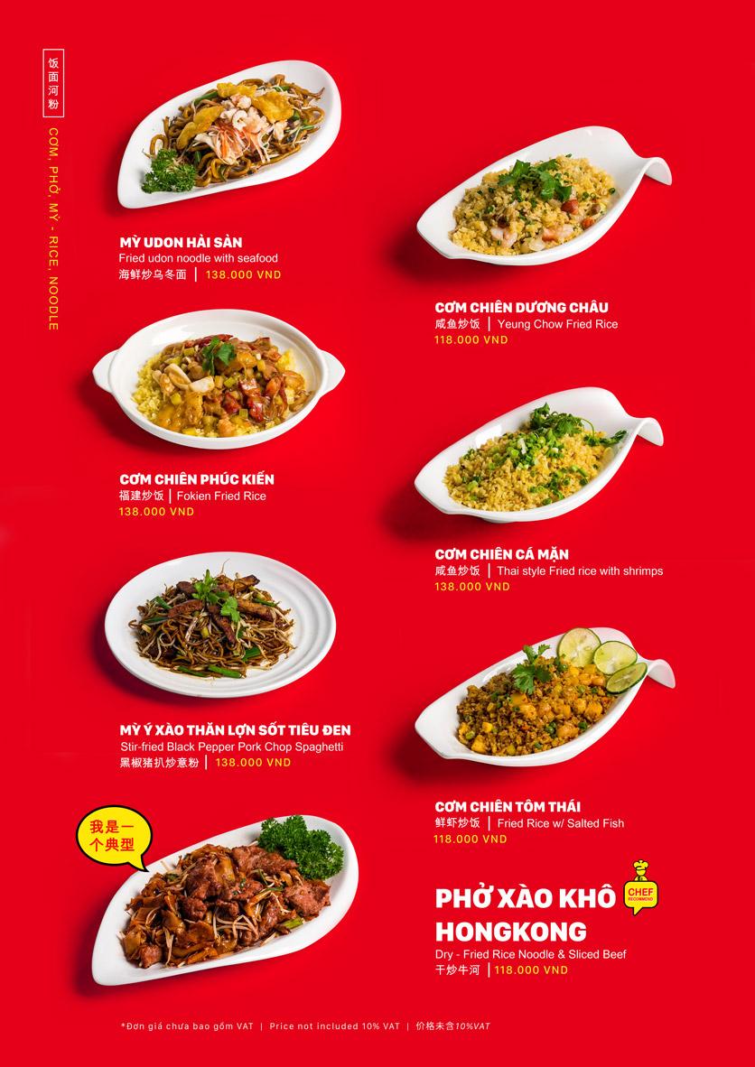 Menu Luk Chew - Phùng Hưng 8