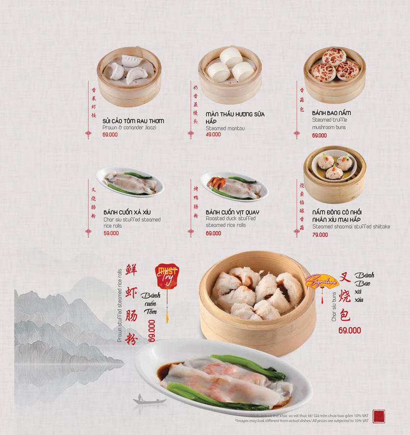 Menu Meiwei - Láng Hạ 10
