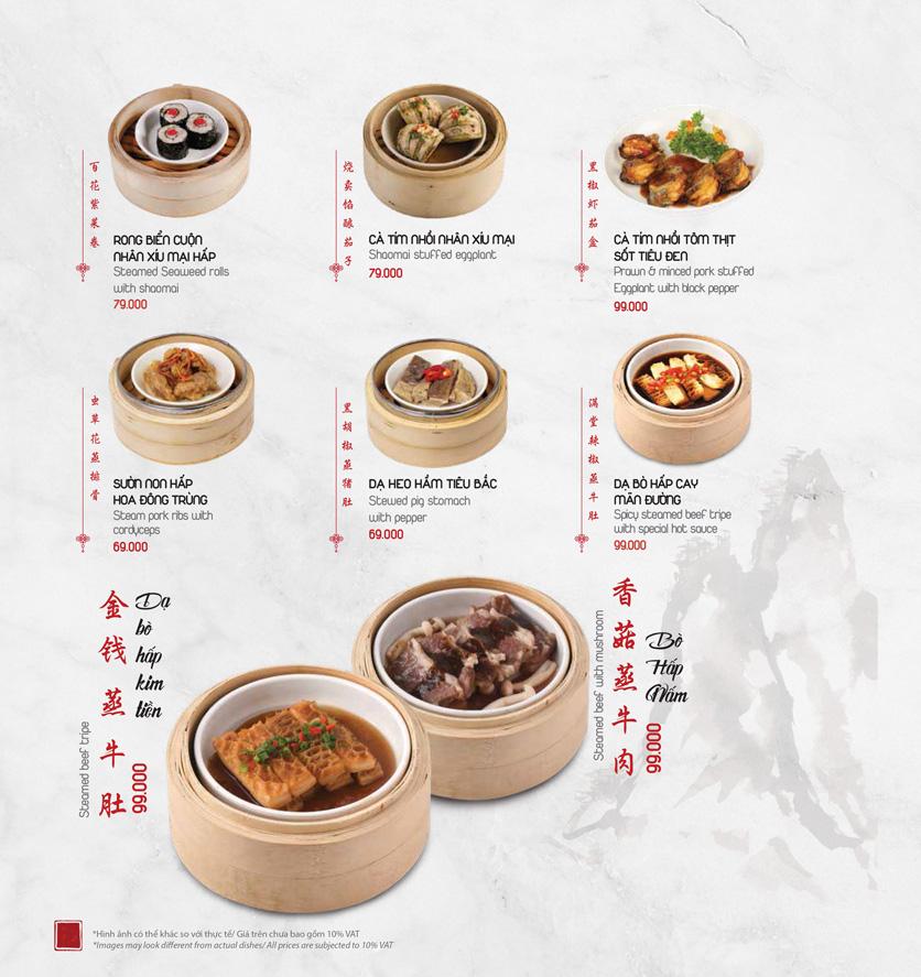 Menu Meiwei - Láng Hạ 11