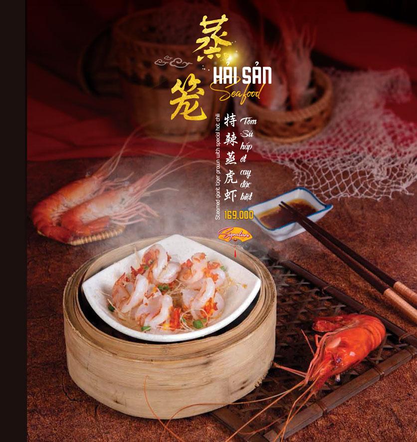 Menu Meiwei - Láng Hạ 12