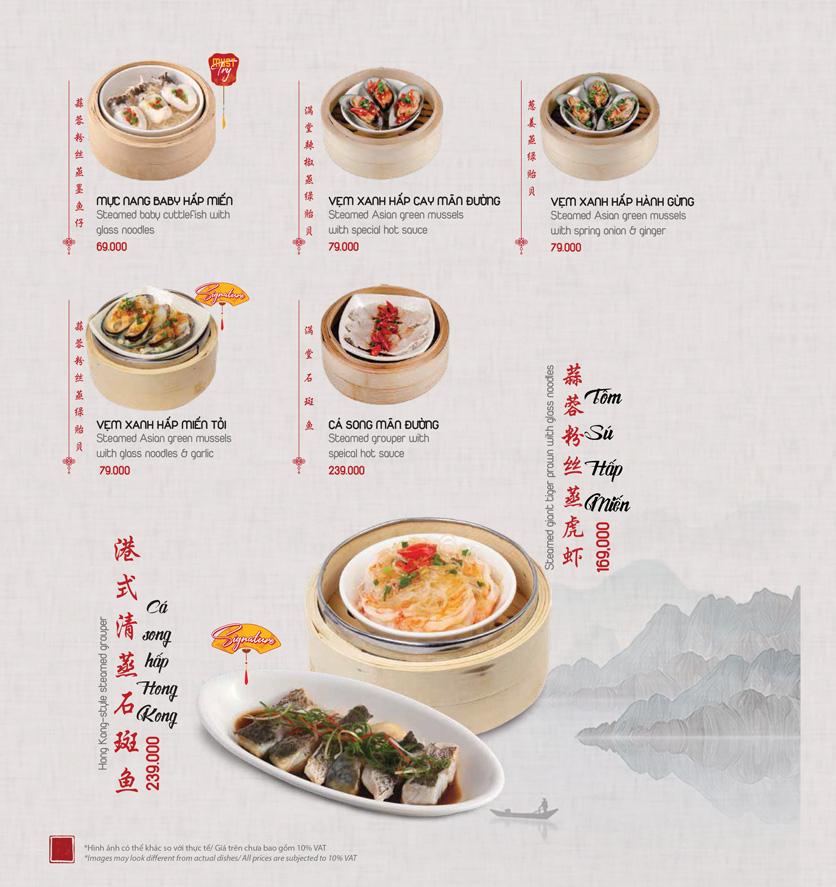 Menu Meiwei - Láng Hạ 13