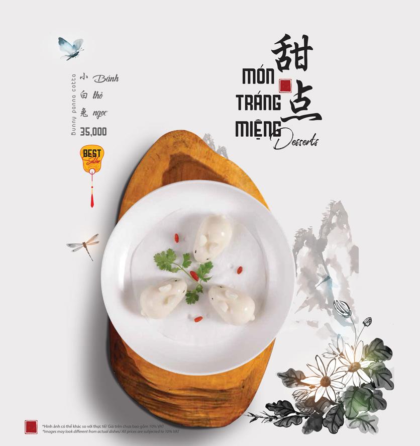 Menu Meiwei - Láng Hạ 23