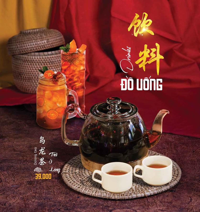 Menu Meiwei - Láng Hạ 25