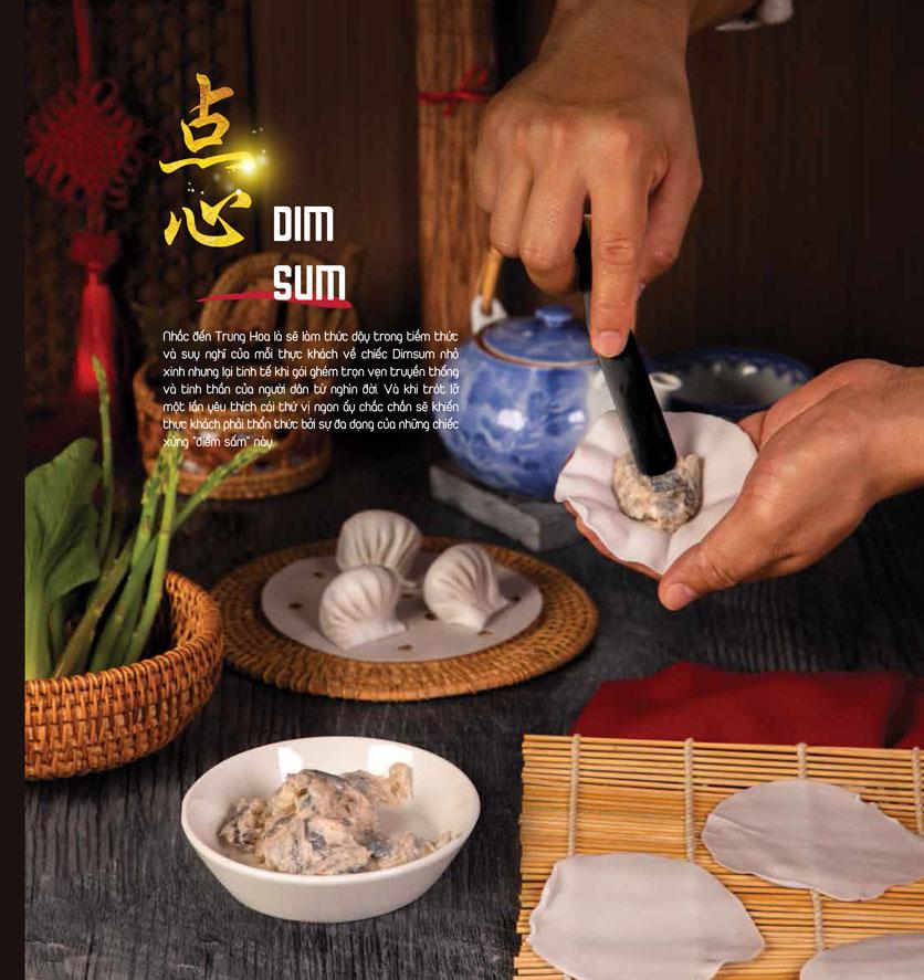 Menu Meiwei - Láng Hạ 6