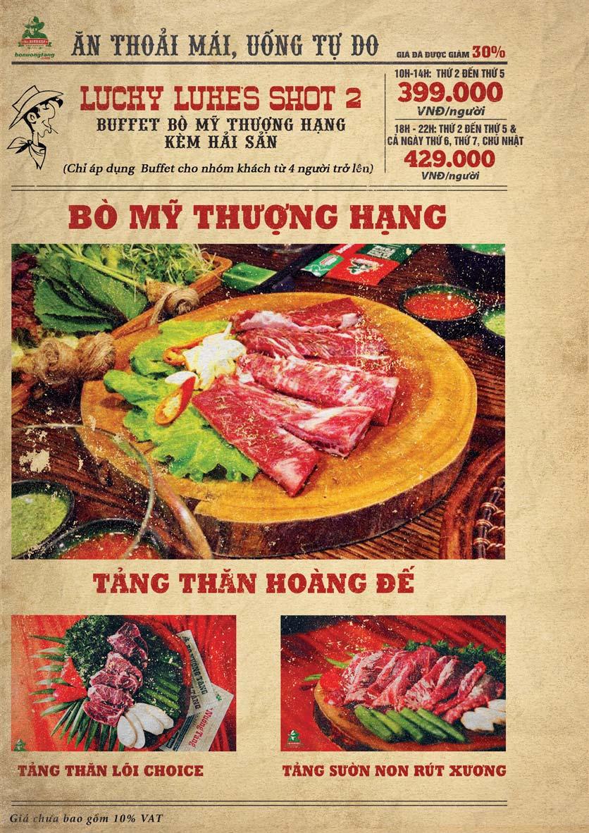 Menu Mr.Bigbeef Bò Nướng Tảng - Nguyên Hồng 4