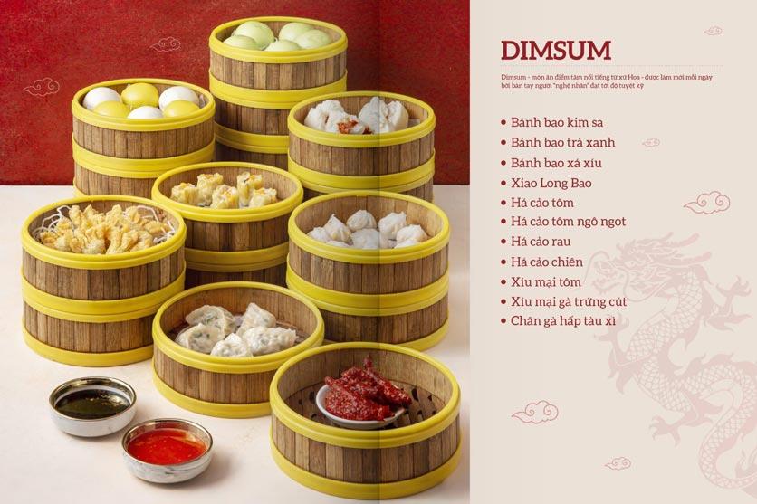Menu Buffet Hải sản & Dimsum Cửu Vân Long – TTTM Discovery Complex 9