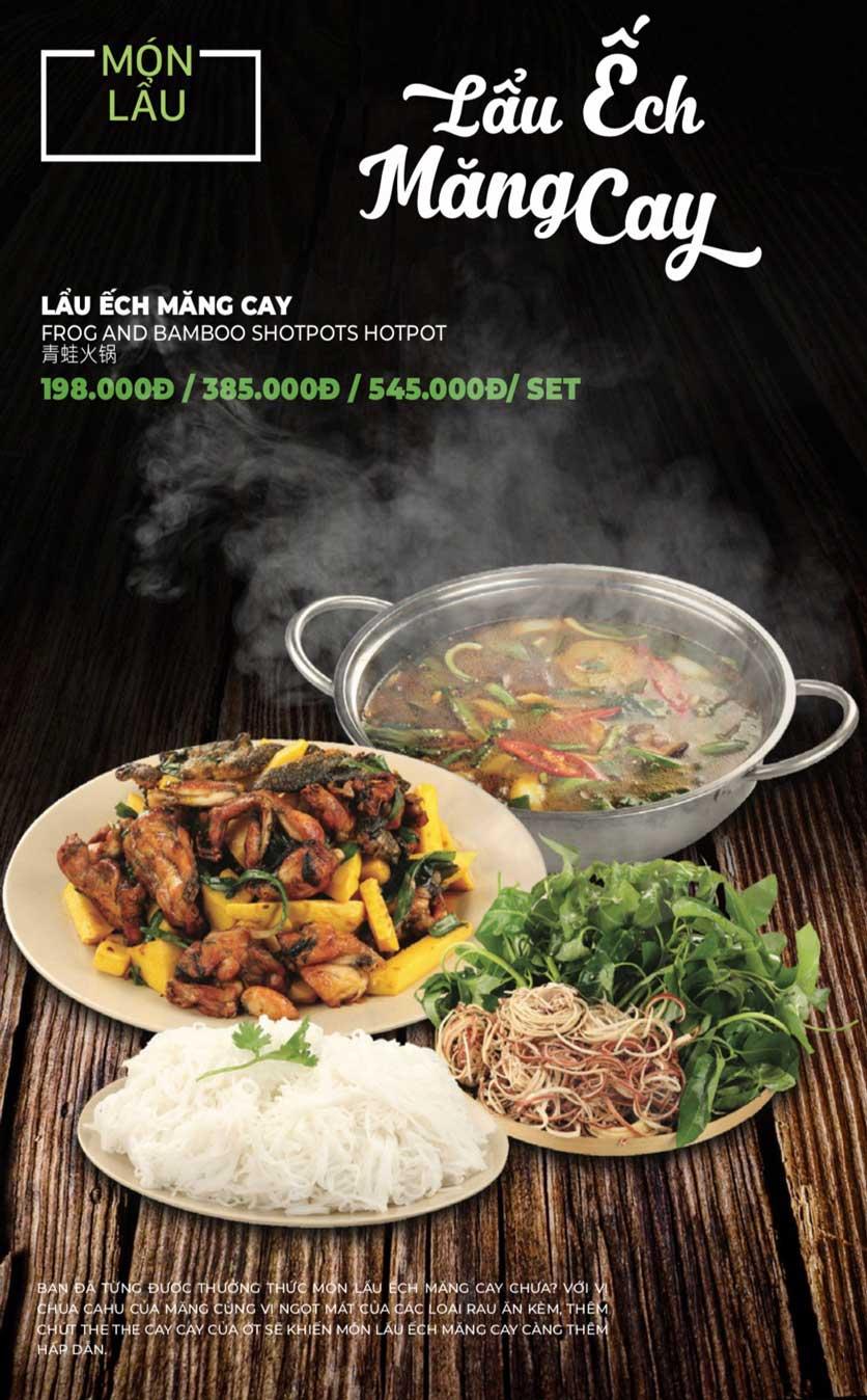 Menu Lẩu Sơn Tùng - Nguyễn Khánh Toàn 27