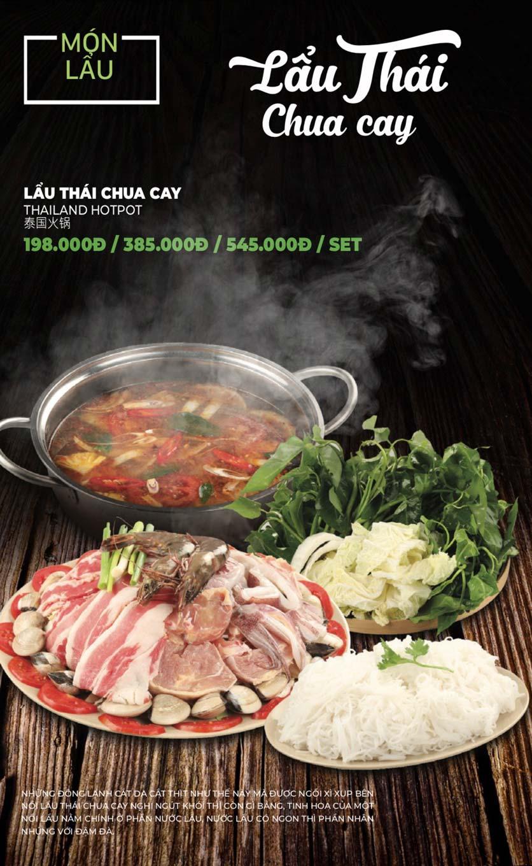 Menu Lẩu Sơn Tùng - Nguyễn Khánh Toàn 49
