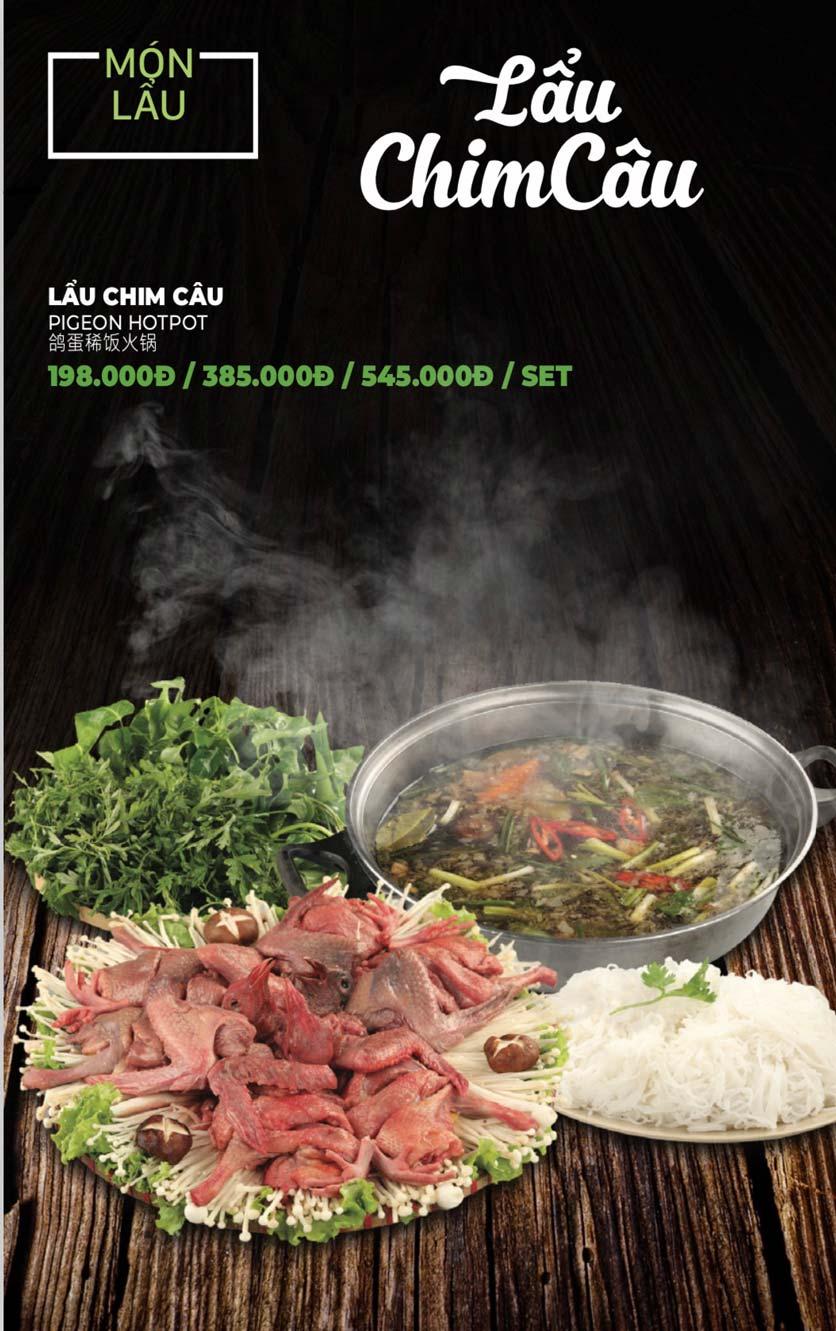 Menu Lẩu Sơn Tùng - Nguyễn Khánh Toàn 52