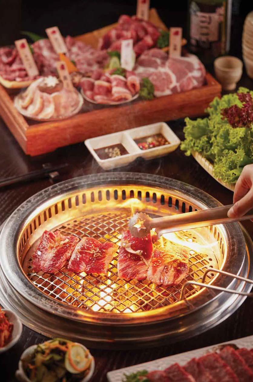 Menu Tasaki BBQ - Trần Thái Tông 15