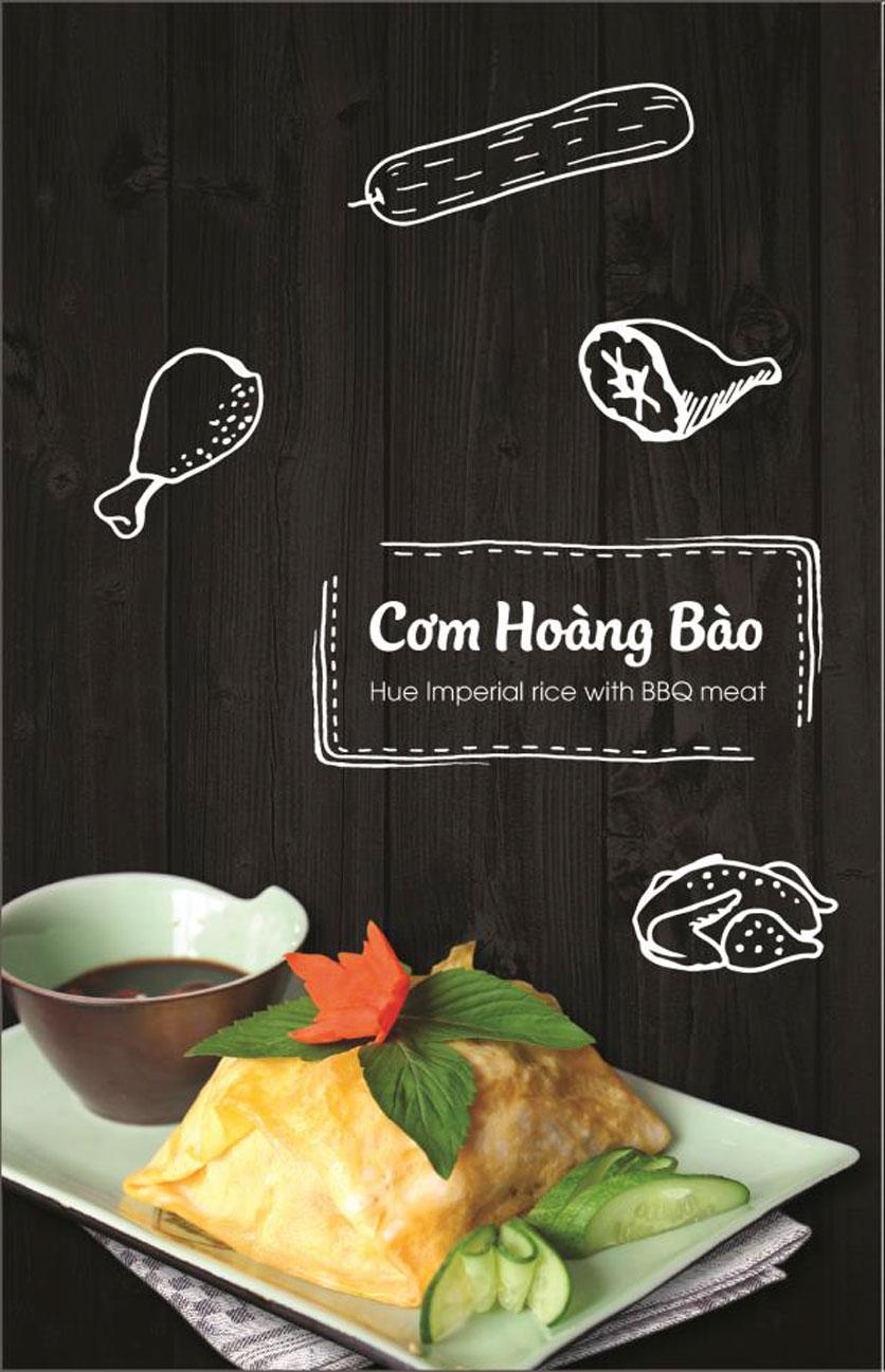 Menu Món Huế - AEON Mall Long Biên 16