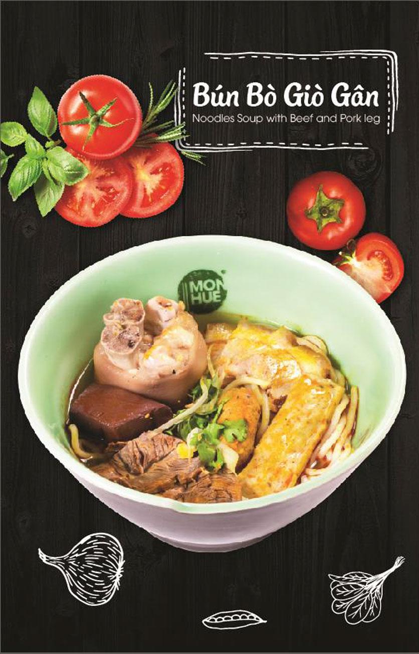 Menu Món Huế - AEON Mall Long Biên 20