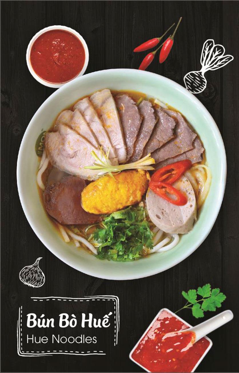 Menu Món Huế - AEON Mall Long Biên 22